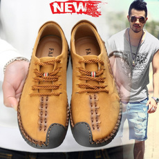 ankle boots, Sneakers, Men's Fashion, leather