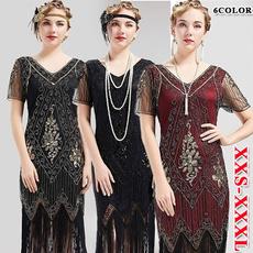 Lace, 1920sflapperdre, платья, Party Dress