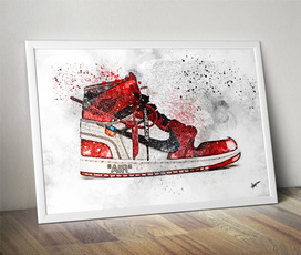 trainer, urban, nikeposter, art