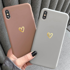 cute, xiaomimi8litecase, Heart, Mobile Phone Accessories Parts