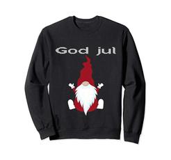 Sweatshirts, Christmas, sweden, gnome