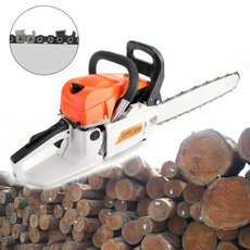 Wood, Electric, Chain, chainsawset