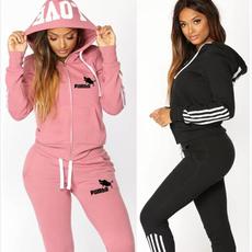 Fashion, Clothes, hoodiesuit, Tracksuit women