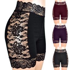 lace trim, Leggings, Shorts, boxer briefs