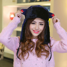 Kawaii, cute, Outdoor, winter cap
