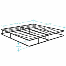 Steel, foundation, metalbedframe, Beds