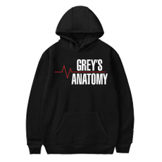 greysanatomyhoodie, greysanatomy, Fashion Hoodies, Men