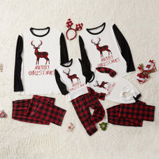 nightwear, Fashion, Christmas, Family