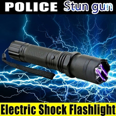 Flashlight, stunguntorch, electricshockflashlight, Electric