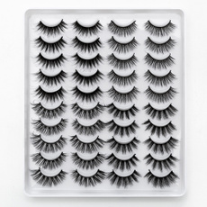 False Eyelashes, Eyelashes, eye, Beauty
