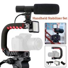 cameravideostabilizer, camerastabilizer, lights, cameravideogrip
