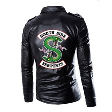 Moda, serpent, Fitness, leather