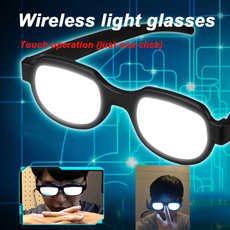 Funny, onlineshowfunnyprop, twodimensionalprop, glowingglasse