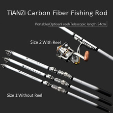 Fiber, seafishingrod, fishingrod, telescopicfishingrod
