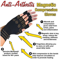 painrelief, healjoint, Gloves, Massager