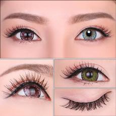 maquillage, pestaña, Fashion, eye