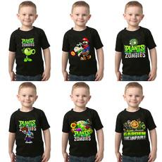 pvzkidstshirt, pvz, Horror, summer t-shirts