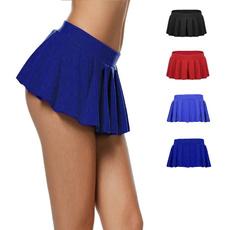 Mini, ruffle, womensexyskirt, schoolgirlskirt