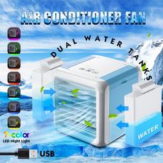 air conditioner, Mini, led, portable