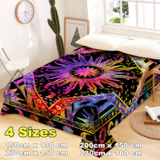Bed Sheets, blanketstapestry, mandalatapestry, Cloth