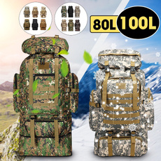 Outdoor, Hiking, camping, Army