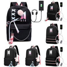 K-Pop, School, Fashion, usb