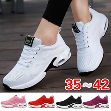 Sneakers, Soft and comfortable, breathablemeshshoe, Sports & Outdoors