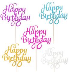 birthdaycupcakedecor, Decor, Baking, birthdayaccessorie