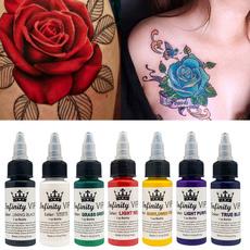 tattoo, Plants, Makeup, art