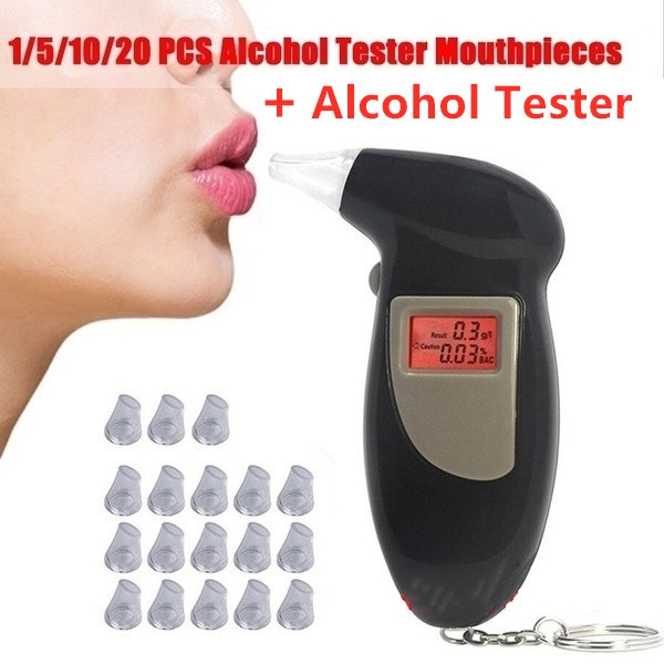 minialcoholtester, breathalcoholtester, Key Chain, Alcohol