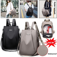 travel backpack, Shoulder Bags, School, Fashion