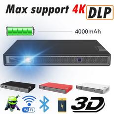 Mini, portableprojector, officeprojector, Laser