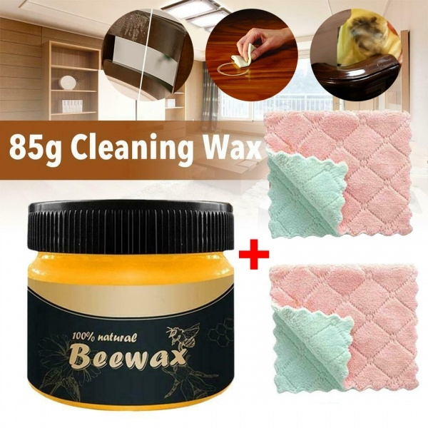 Wood Seasoning Beeswax Complete Solution Home Furniture Care Beeswax Wax Bees