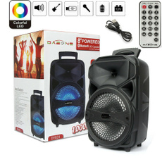 sound, led, portable, bluetooth speaker