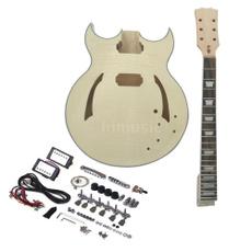 Musical Instruments, Electric, diyelectricguitarkit, guitarbody