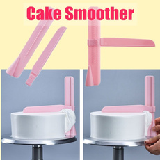 Home Supplies, adjustablecakescraper, cakesmootherspatula, bakingtool
