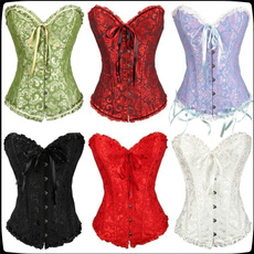 Lace Up, corsetsforwomen, Plus Size, Lace