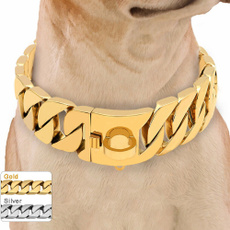 Steel, Fashion, dogchaincollar, Jewelry