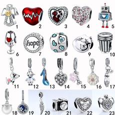 Charm Bracelet, Beaded Bracelets, diybracelet, cute