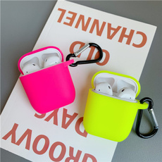 Box, case, airpodscasewithkeychain, Earphone