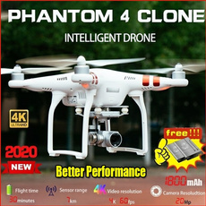 Quadcopter, 4kcamera, Wool, Remote