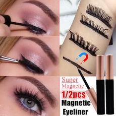False Eyelashes, naturaleyeliner, beautyessential, eye