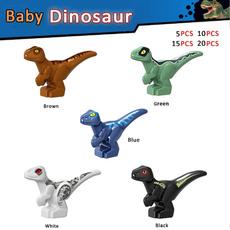 Blues, brown, Toy, jurassicdinosaur