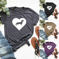 Summer, Moda, Love, Graphic T-Shirt