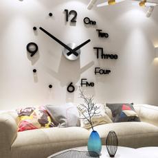 framelesclock, Home & Kitchen, Decoración, wallclockdesign