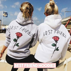 Plus Size, Rose, Couple, Pullovers