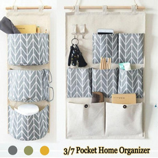 hangingpocketbag, Office, cottonhangingbag, homecontainer