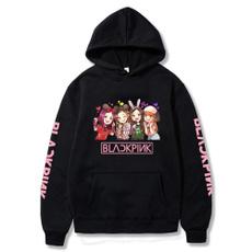 Casual Hoodie, groupblackpink, Winter, blackpink