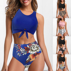 bathing suit, strapless, Fashion, bikini set