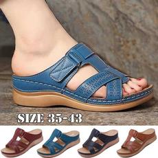 Flip Flops, Sandals, Outdoor, Ladies Fashion